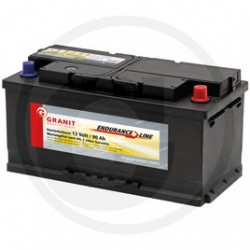 GRANIT BATTERY 12V 90AH FILLED