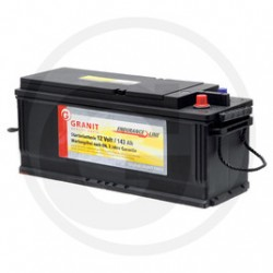 GRANIT Battery 12V 105Ah filled
