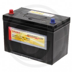 GRANIT BATTERY 12V 70AH FILLED