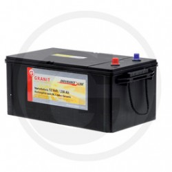 GRANIT BATTERY 12V 230AH FILLED