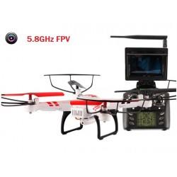 Quadcopter V686G 2.4GHz HD kamera